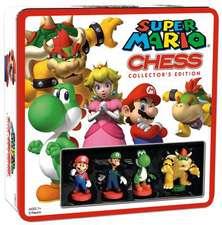 Chess Super Mario Board Game