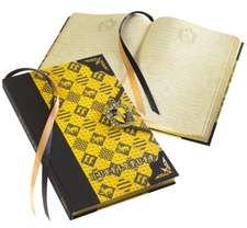 Harry Potter - Hufflepuff Journal (lined notebook)