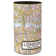 London City Puzzle 500 Pieces, 48 x 36 cm