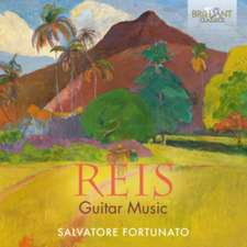 Reis:Guitar Music