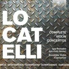 Locatelli:Complete Violin Concertos (QU)