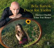 Bartok/Vivaldi - Duos for Violin
