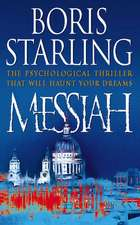 Messiah:  Learning and Living the American Dream