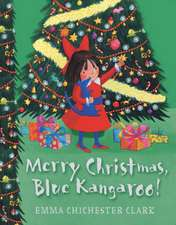 Merry Christmas, Blue Kangaroo!