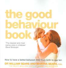 The Good Behaviour Book