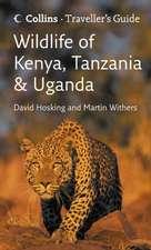Wildlife of Kenya, Tanzania and Uganda