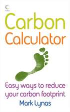 The Carbon Calculator