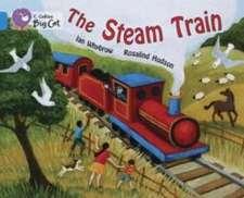The Collins Big Cat the Steam Train
