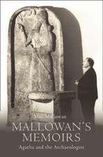 Mallowan's Memoirs