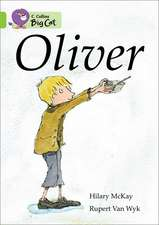 Oliver:  Journey to the South Pole