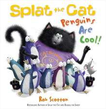 Splat the Cat - Penguins are Cool!