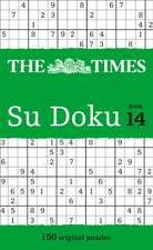The Times Su Doku Book 14:  The True Story of a Terrified Child Whose Silence Spoke Volumes