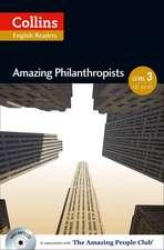 Amazing Philanthropists: B1