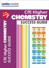 Higher Chemistry Revision Guide
