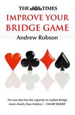 The Times:  Improve Your Bridge Game