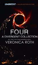 Four: A Divergent Collection (Adult Cover)