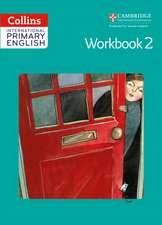 Collins International Primary English - Cambridge Primary English Workbook 2