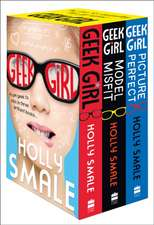 Box of Geek: Geek Girl books 1-3