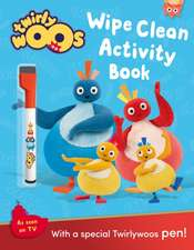 Twirlywoos - Wipe Clean Activity Book