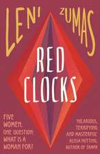 RED CLOCKS AU NZ ONLY TPB