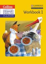 Cambridge Primary English as a Second Language Workbook