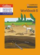 Cambridge Primary English as a Second Language Workbook Stage 6