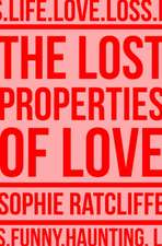 LOST PROPERTIES OF LOVE PB
