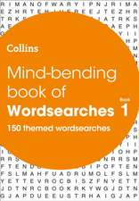 Mind-bending Wordsearches book 1