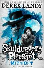 Skulduggery Pleasant 11. Midnight