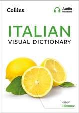 Collins English - Italian Visual Dictionary