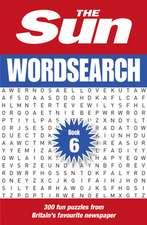 Sun Wordsearch Book 6