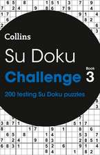Su Doku Challenge book 3
