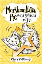 Marshmallow Pie The Cat Superstar: On TV