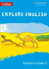 Explore English Teacher's Guide: Stage 3