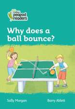 Level 3 - Why does a ball bounce?