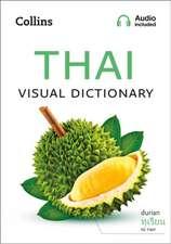 Collins Thai Visual Dictionary