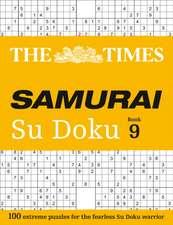 Times Samurai Su Doku 9