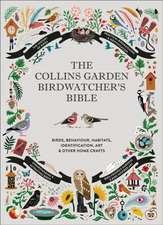 Collins Garden Birdwatcher's Bible
