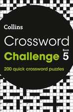 Crossword Challenge Book 5