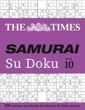 Times Samurai Su Doku 10