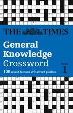 Times General Knowledge Crossword Book 1