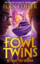 GET WHAT THEY FOWL TWINS3 HB