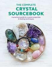 Complete Crystal Sourcebook