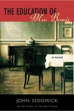 The Education of Mrs. Bemis: A Novel