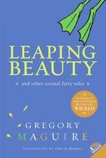 Leaping Beauty: And Other Animal Fairy Tales