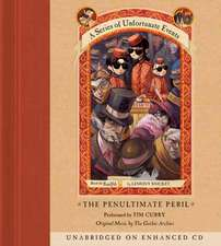 A Series of Unfortunate Events #12: The Penultimate Peril CD