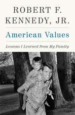 Unti Robert F. Kennedy Jr. Memoir