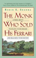 Monk Who Sold His Ferrari