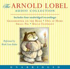 Arnold Lobel Audio Collection CD