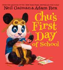 Chu's First Day of School Board Book